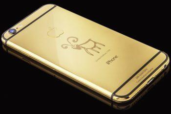 Goldgenie-Year-of-the-Goat-24K-Gold-iPhone-6-Elite 1
