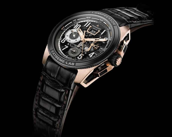 The High-End Jaeger-LeCoultre Master Compressor Extreme LAB