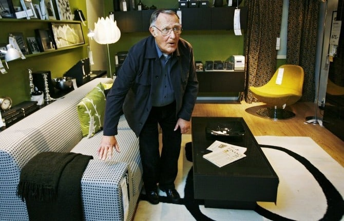 ingvar kampradi wealthy man frugal man The case study discusses the story of the founder of ikea, ingvar kamprad one of the first things discussed in the case study is the fact that despite being a.