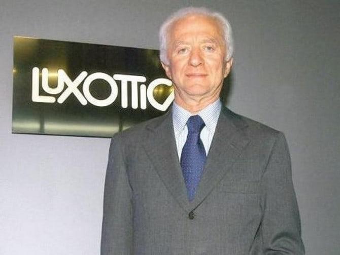Leonardo Del Vecchio the self made billionaire 00006