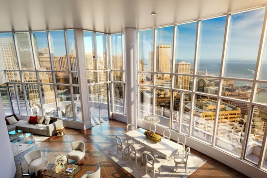 The 49m Lumina Penthouse Is San Francisco S Priciest