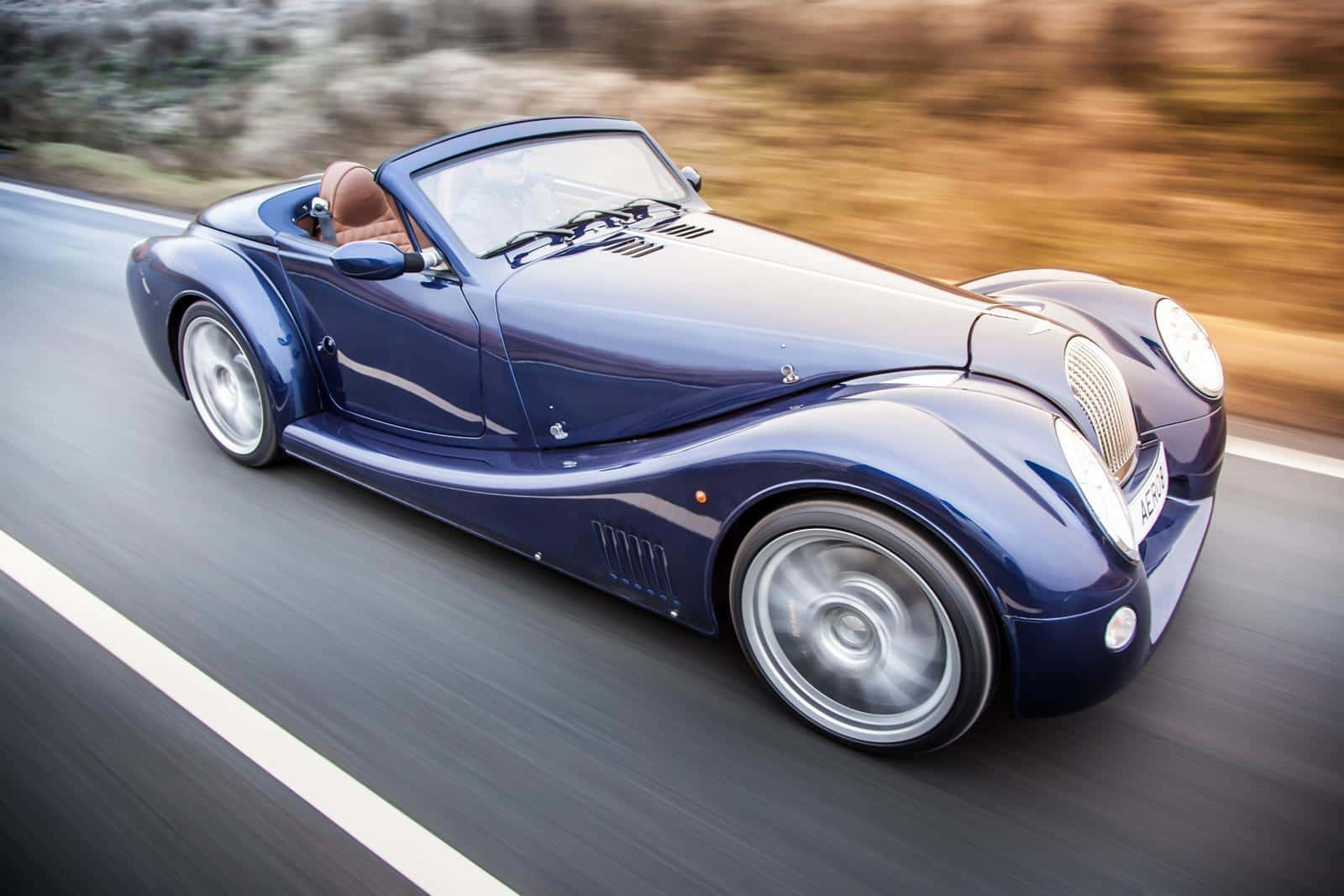 Morgan Showcases Stylish New Aero 8 Supercar There's everything from aluminum chassis details to the finer. morgan showcases stylish new aero 8