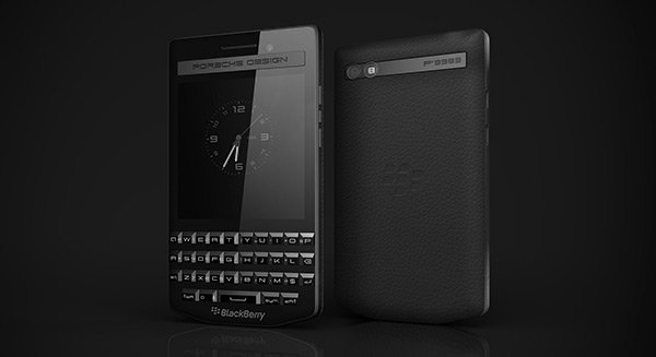 the new blackberry porsche design p 9983 graphite smartphone. Black Bedroom Furniture Sets. Home Design Ideas