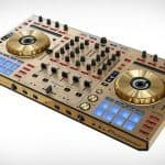 Priced at $1,200, the Pioneer DDJ-SX Gold Edition DJ Controller is now on sale