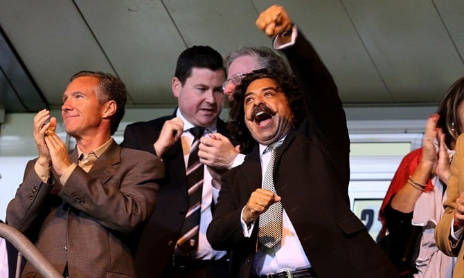 Shahid Khan From Bumper Works To The Jacksonville Jaguars