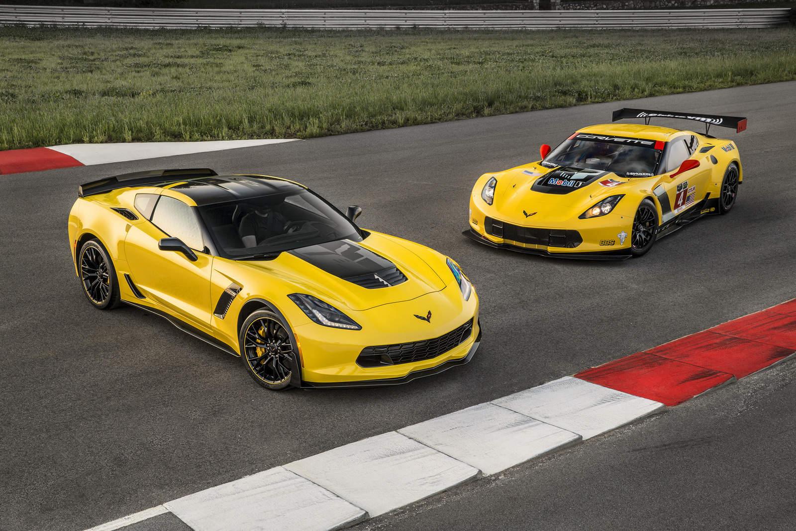 2016 Corvette Z07 >> The 2016 Corvette Z06 C7 R Edition Is Inspired From The C7 R