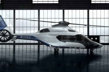 Airbus H160 Helicopter 1