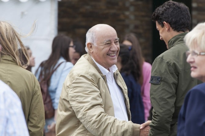 Amancio Ortega, the richest retailer in the world 00003