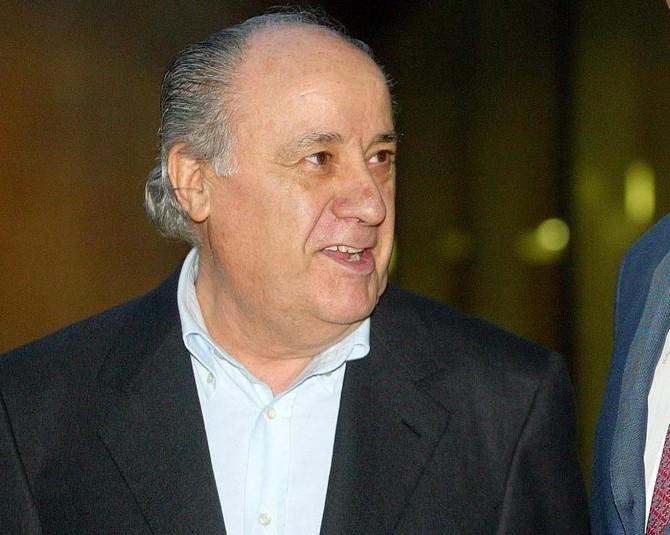 Amancio Ortega, the richest retailer in the world 00009