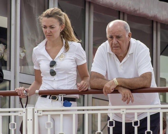 Amancio Ortega, the richest retailer in the world 00011