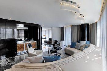 Bentley suite St. Regis Istanbul 1