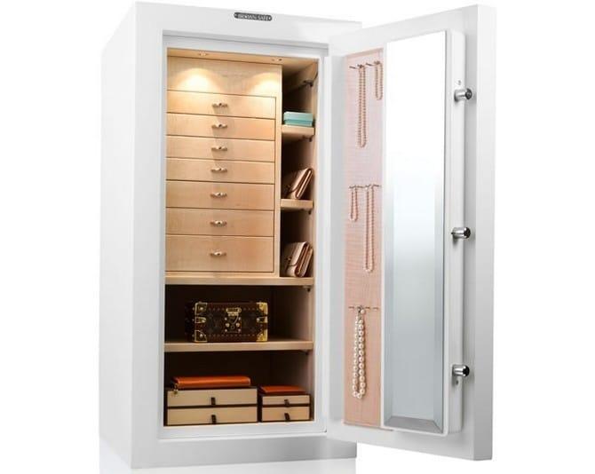 Elegant high-end Gem & Jewelry Safes from Brown Safe