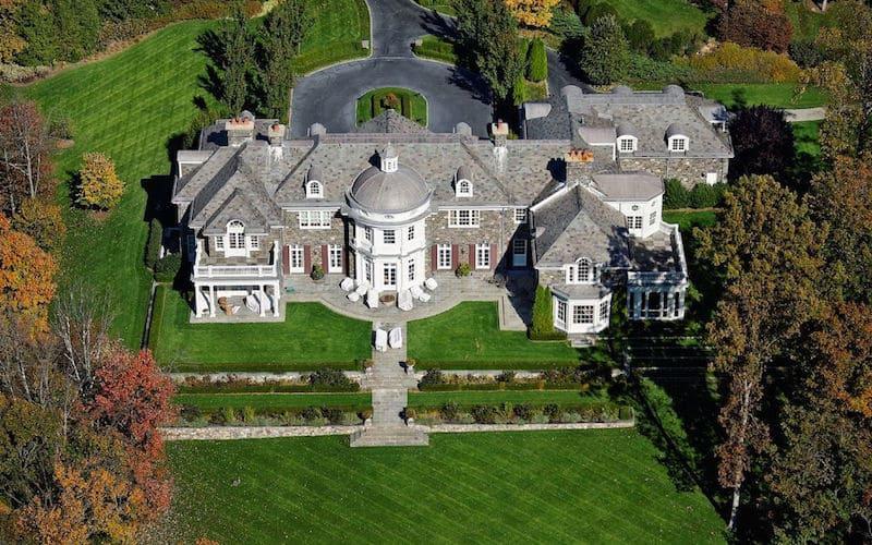 Amazing Stone Manor From Chappaqua New York Priced At 17 9m