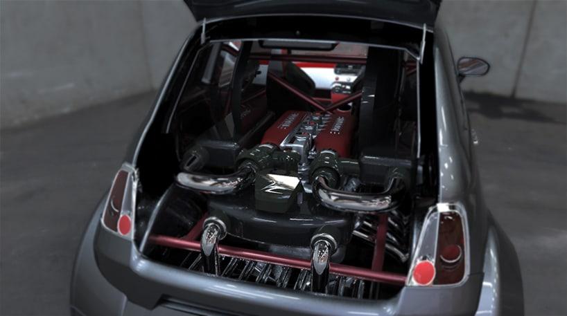 Fiat 550 Italia 7