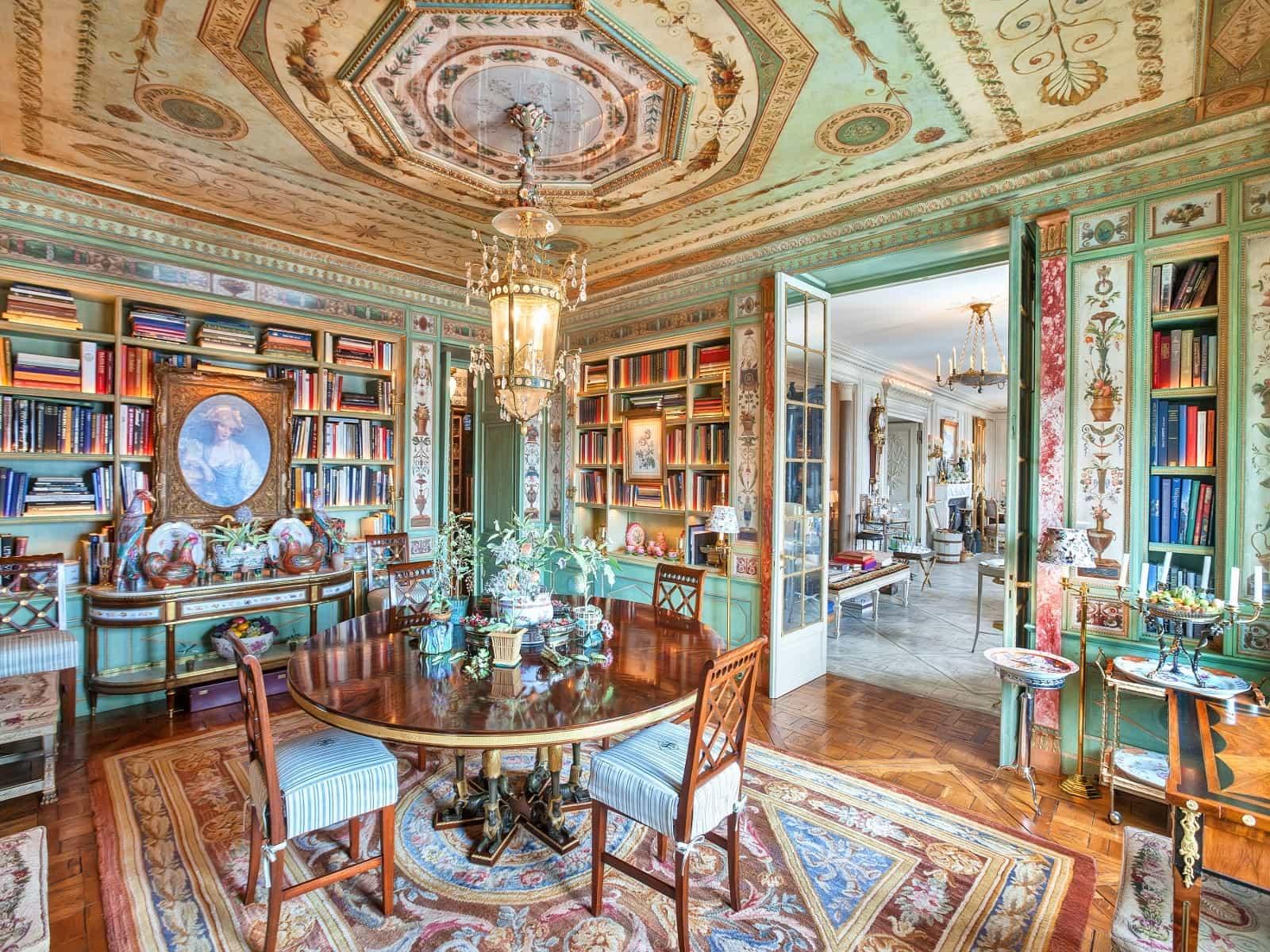 Howard Slatkin's Palatial Fifth Avenue Apartment on the ...