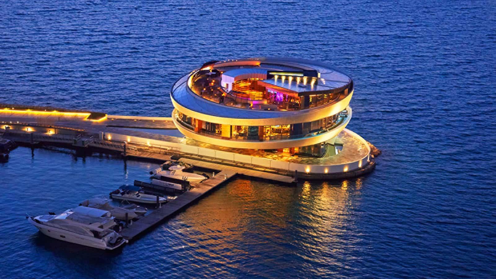 world u2019s largest nobu opened at four seasons doha in qatar