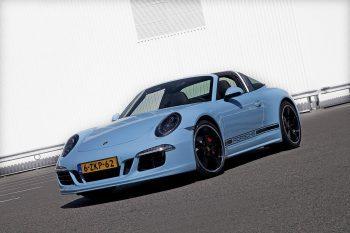 Porsche 911 Targa 4S Exclusive Edition 1