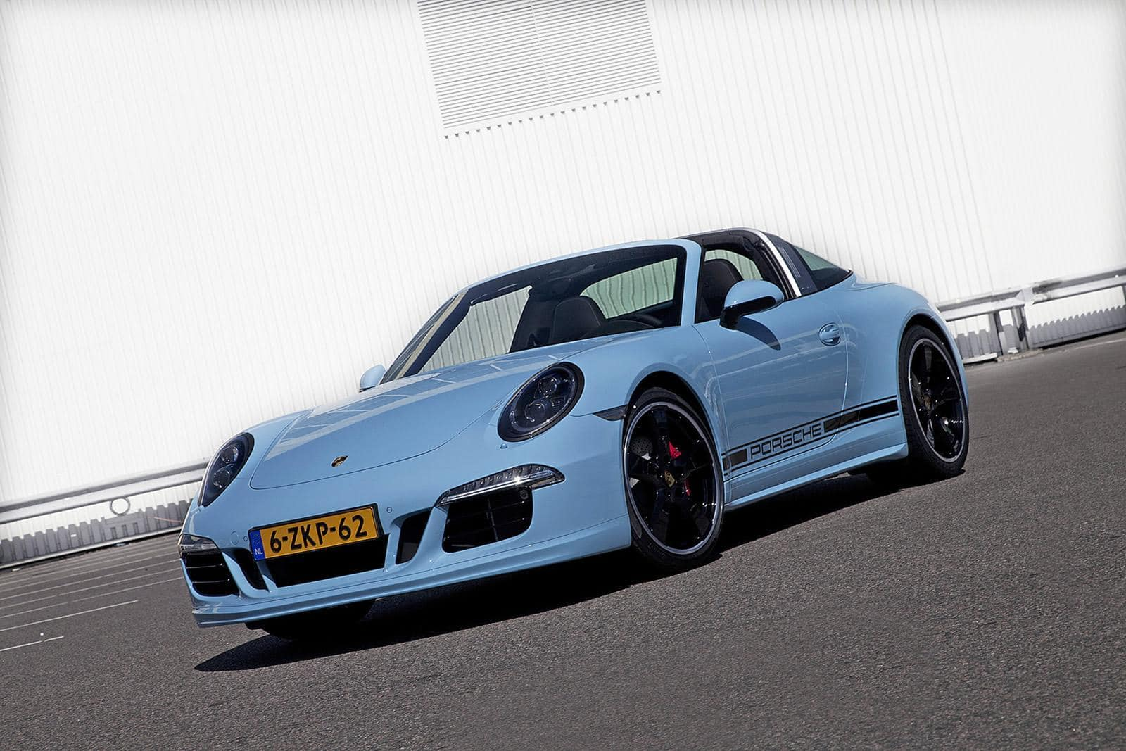 Limited Edition Porsche 911 Targa 4s Exclusive Edition