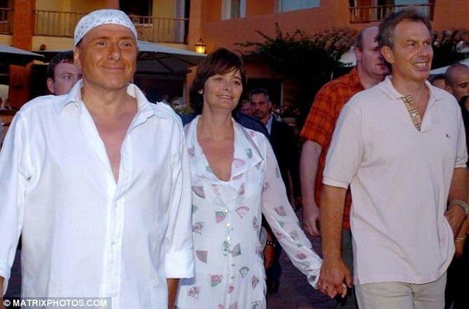 Silvio Berlusconi Il Cavaliere