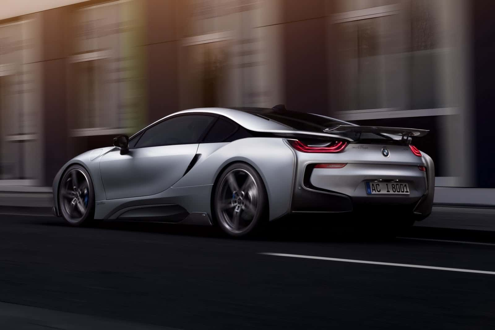 Ac Schnitzer Injects Even More Coolness In The Bmw I8