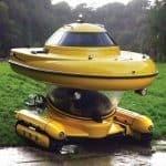 Amphibious Sub-Surface Watercraft 1