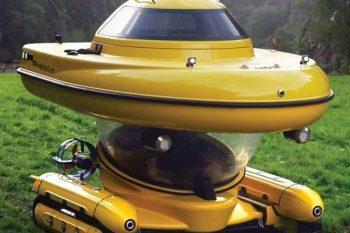 Amphibious Sub-Surface Watercraft 1