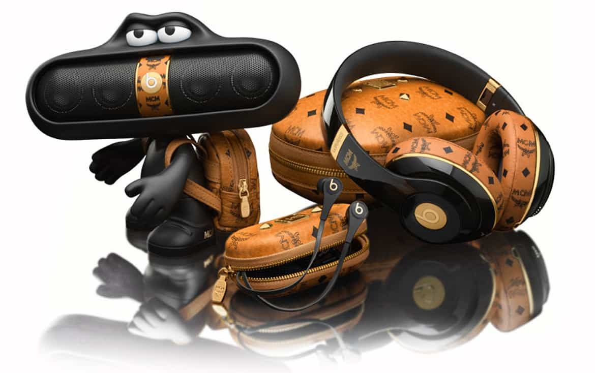 Beats by Dre & MCM team up for a delightful collection