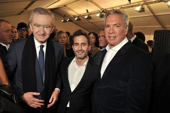 Bernard Arnault the voice of fashion and taste