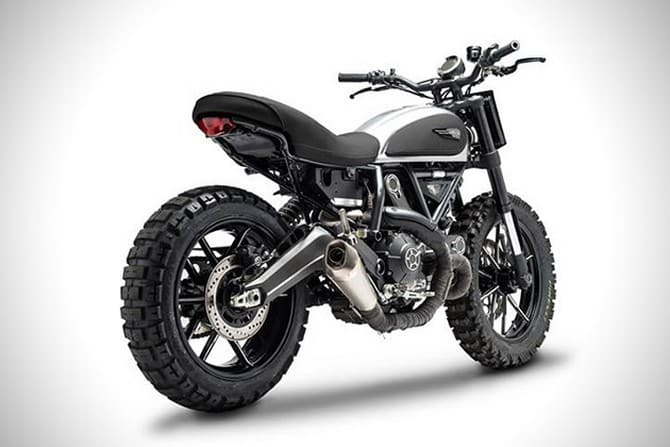 Ducati Scrambler Full Throttle >> The Ducati Scrambler Dirt Tracker is an awesome machine