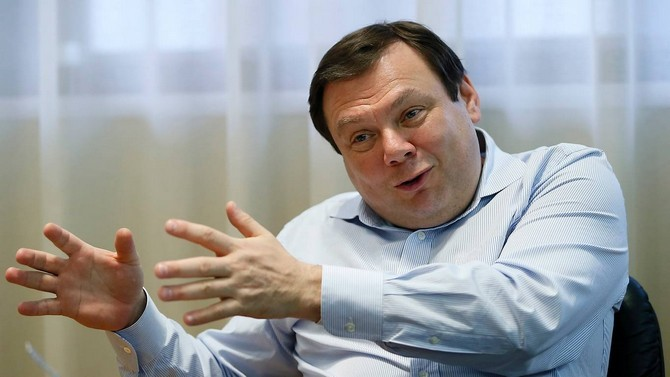 Mikhail Fridman the Alfa oligarch 00003
