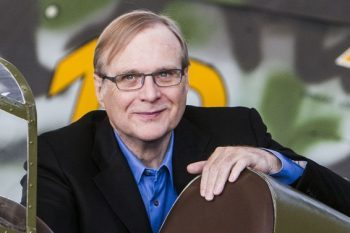 Paul Allen, the brain of Microsoft and beyond 00011
