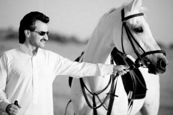 Prince Al-Waleed bin Talal the founder of Kingdom Holding 00005