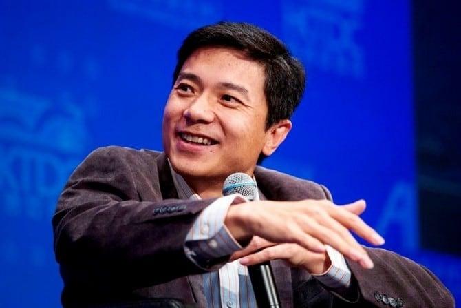 Robin Li the founder of Baidu