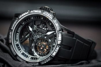 Roger Dubuis Excalibur Spider Skeleton Flying Tourbillon 1