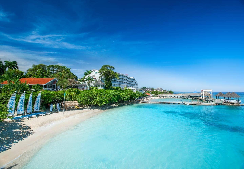 The new Sandals Ochi Beach Resort in Jamaica is a true
