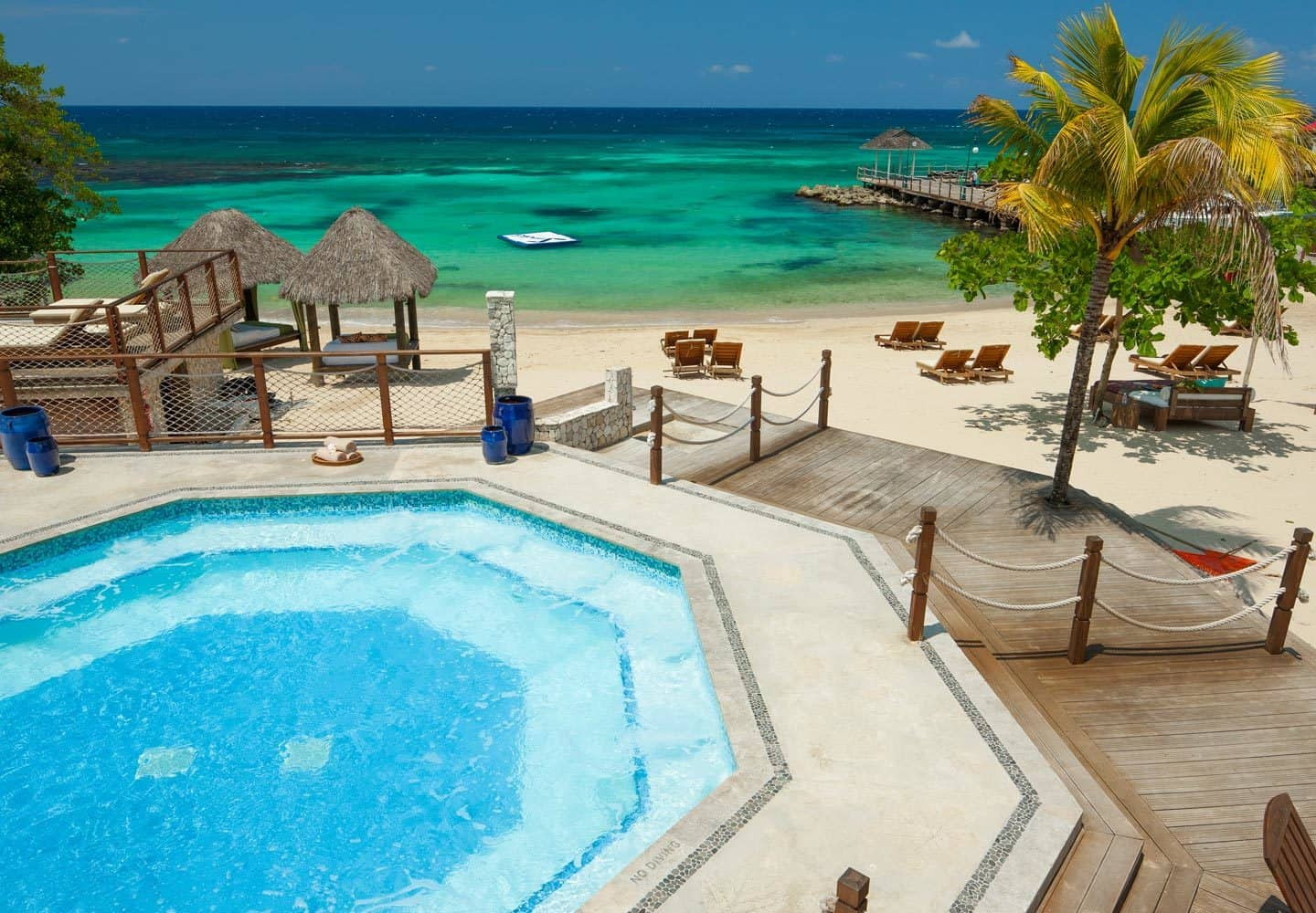 The New Sandals Ochi Beach Resort In Jamaica Is A True