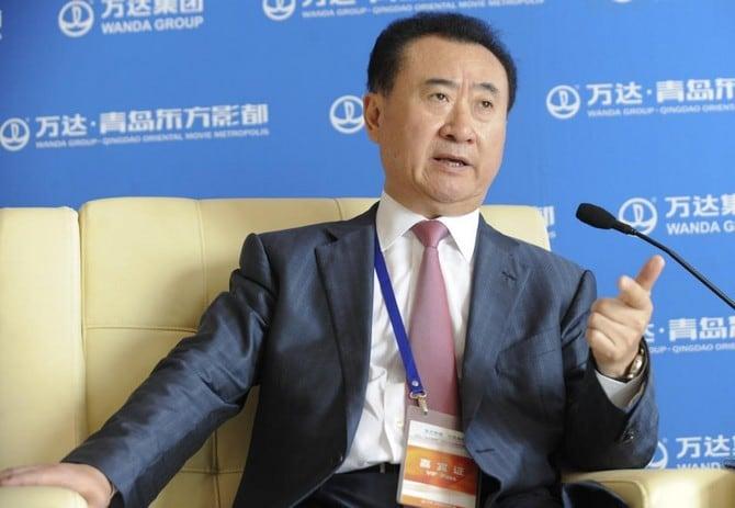 Wang Jianlin the communist billionaire