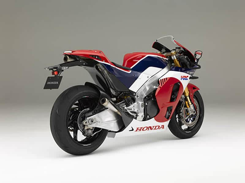 Honda RC213V-S is Honda's Most Expensive Street-legal Motorcycle