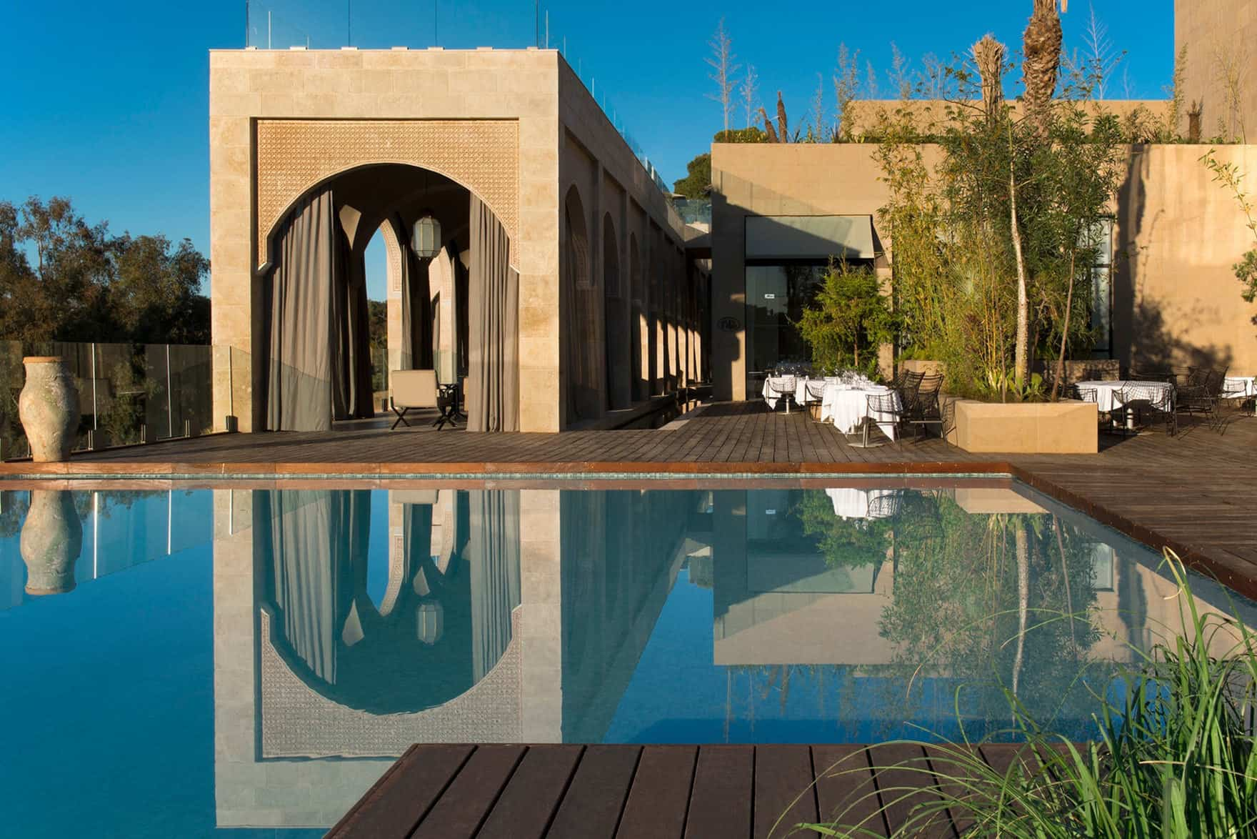 The charming hotel sahrai from fez morocco for Charming hotels of the world