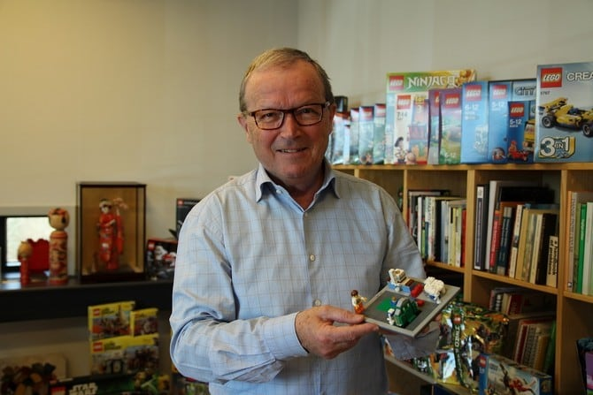 Kjeld Kristiansen and the Lego heritage