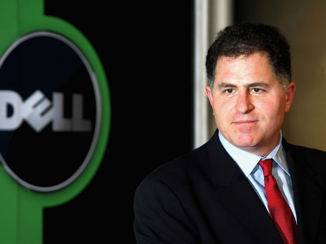 Michael Dell and Dell Computers 00002