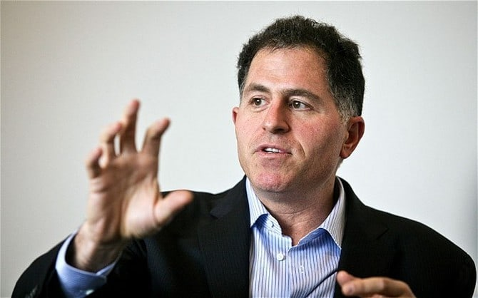 Michael Dell and Dell Computers 00004