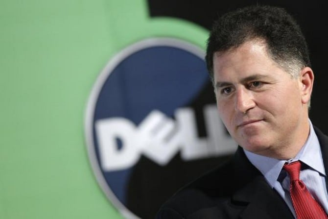 Michael Dell and Dell Computers 00007