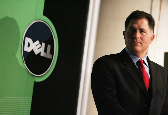 Dell's Computer Shipments Increase 28% In China