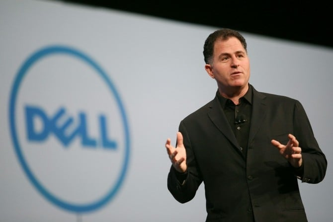 Michael Dell and Dell Computers 00011
