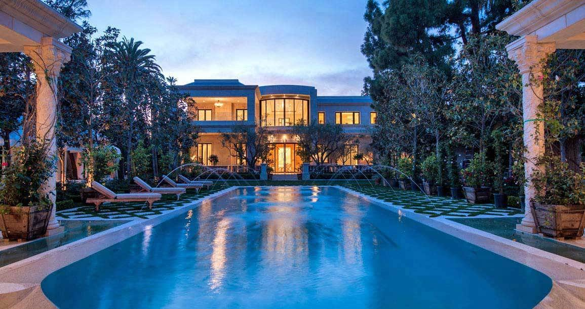 Mohamed Hadid Crescent Palace