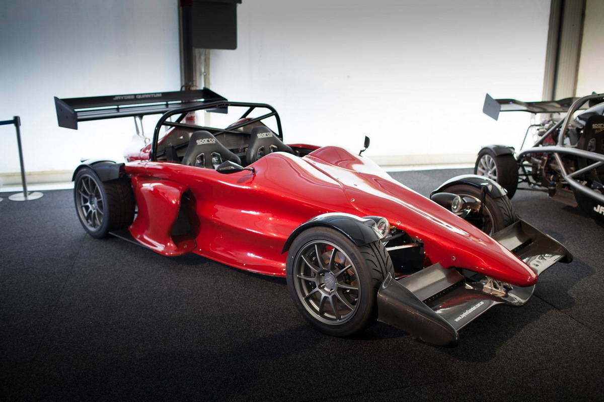 The Quantum Gp700 Is The World S Fastest Kit Car