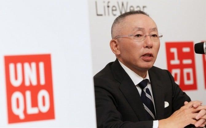 Tadashi Yanai the richest man in Japan 00002