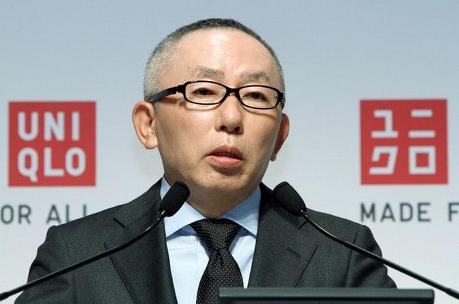 Tadashi Yanai the richest man in Japan 00004