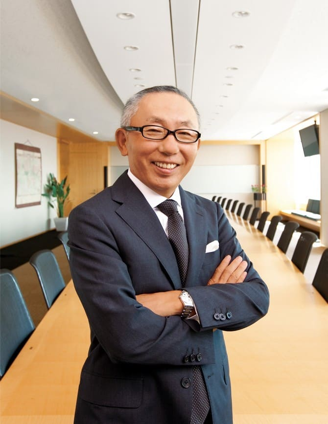 Tadashi Yanai the richest man in Japan 00011